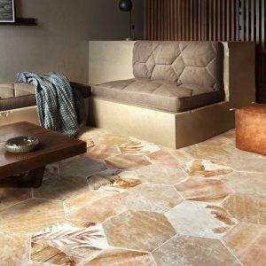 pavimento interior natural