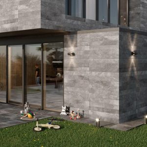 revestimiento exterior piedra